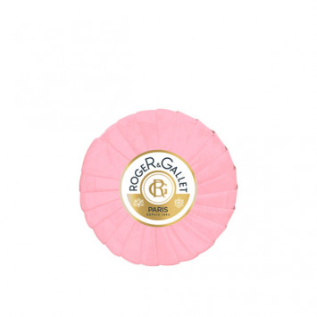 ROGER & GALLET Savon Parfumé Rose 100g