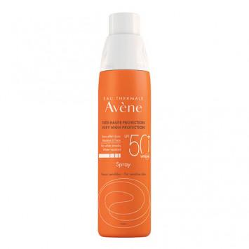 AVENE Solaire Spray SPF 50+ 200 ml