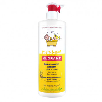 KLORANE PETIT JUNIOR BAIN MOUSSANT APAISANT 500ML