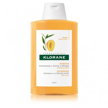 KLORANE SHAMPOOING AU BEURRE DE MANGUE 400ML