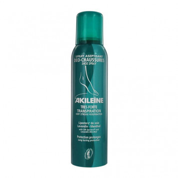 3323034408688 - AKILEINE SPRAY ASEPTISANT DEO-CHAUSSURES 150ML