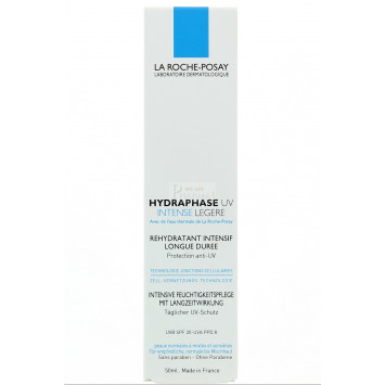 HYDRAPHASE UV INTENSE LEGERE REHYDRATANT LA ROCHE-POSAY 50ML