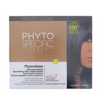 PHYTOSPECIFIC PHYTORELAXER INDEX 2