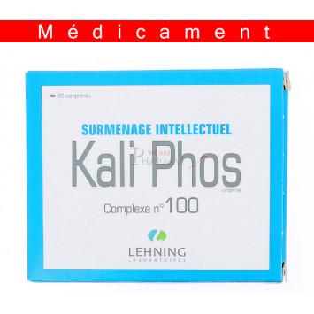 KALI PHOS COMPLEXE N°100, comprimé – 60 comprimés