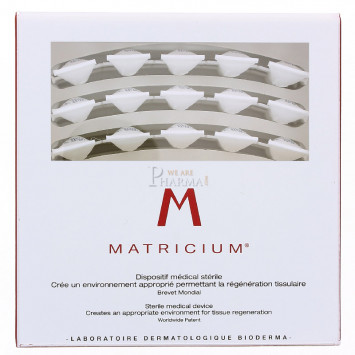 MATRICIUM DISPOSITIF MEDICAL STERILE COFFRET 30x1ML