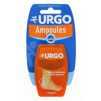 URGO PANSEMENTS AMPOULES x 5