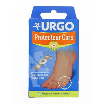 URGO PROTECTEUR CORS PANSEMENTS x 10