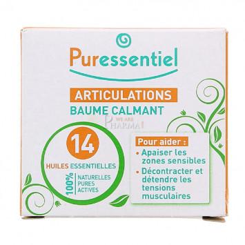 PURESSENTIEL ARTICULATIONS BAUME CALMANT 14 HUILES 30ML
