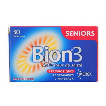 BION3 SENIORS ACTIVEUR DE SANTE 30 COMPRIMES