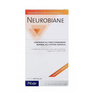 NEUROBIANE PILEJE 60 GELULES