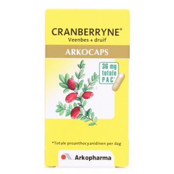ARKOGELULES CRANBERRYNE ARKOPHARMA 45 GELULES