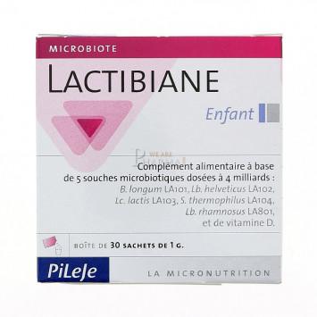 LACTIBIANE ENFANT PILEJE 1G x 30 SACHETS