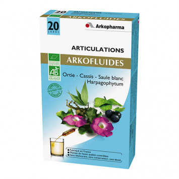 ARKOFLUIDES ARTICULATIONS ARKOPHARMA 20 AMPOULES