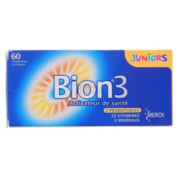 BION3 JUNIORS ACTIVEUR DE SANTE 60 COMPRIMES