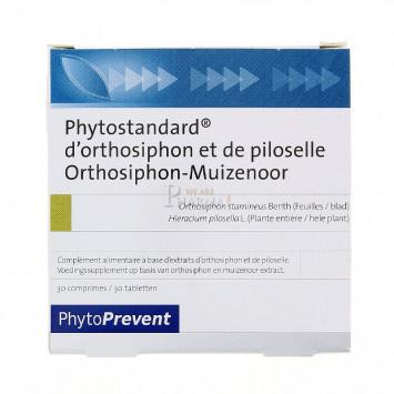 PHYTOSTANDARD D'ORTHOSIPHON ET DE PILOSELLE PILEJE 20 COMPRIMES