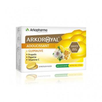 ARKOROYAL Pastilles Adoucissante x24 pastilles