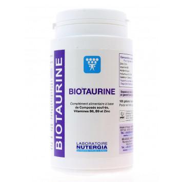 BIOTAURINE NUTERGIA 100 GELULES