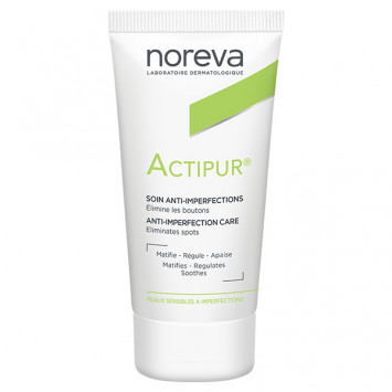 NOREVA ACTIPUR Soint Intensif Anti-imperfection 30ml
