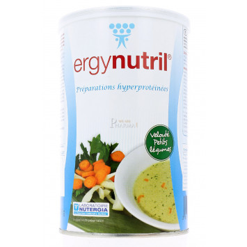 ERGYNUTRIL VELOUTE  NUTERGIA PETITS LEGUMES 300G