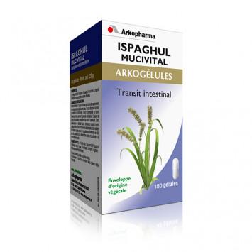 ARKOGELULES MUCIVITAL ISPANGHUL ARKOPHARMA 150 GELULES