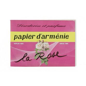 PAPIER D'ARMENIE ROSE