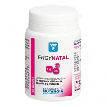 NUTERGIA Ergynatal 60 GELULES