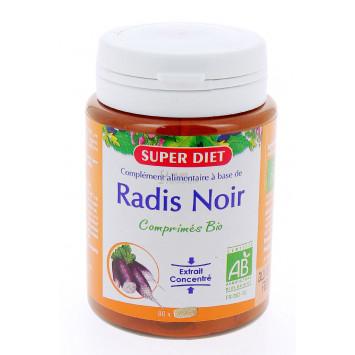 SUPER DIET RADIS NOIR BIO 80 COMPRIMES