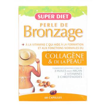 SUPER DIET PERLE DE BRONZAGE 60 CAPSULES