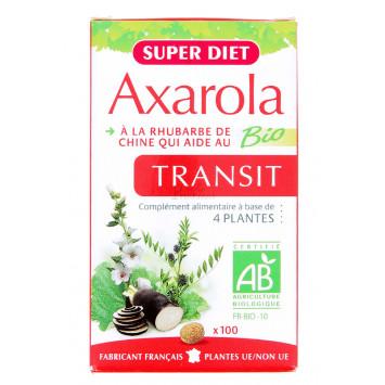 SUPER DIET AXAROLA TRANSIT 100 COMPRIMES