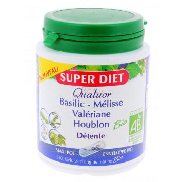 SUPER DIET QUATUOR DETENTE 150 GELULES