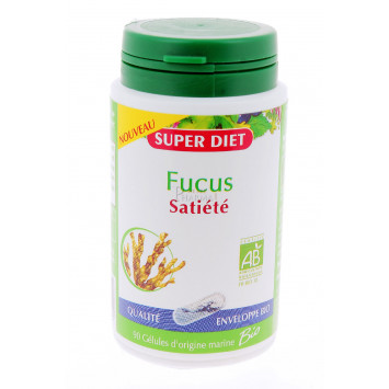 SUPER DIET FUCUS SATIETE 90 GELULES