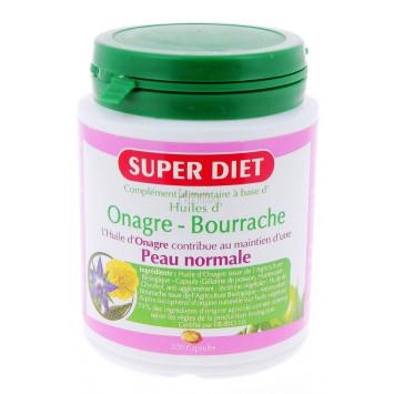 SUPER DIET ONAGRE-BOURRACHE 200 CAPSULES