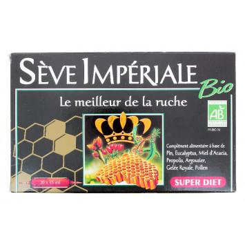 SUPER DIET SEVE IMPERIALE BIO 20 AMPOULES