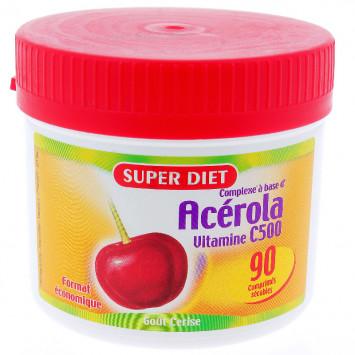 SUPER DIET ACEROLA 90 COMPRIMES