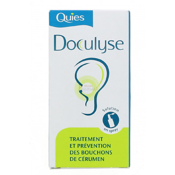 DOCULYSE QUIES SOLUTION AURICULAIRE 30ML