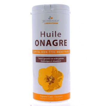 HUILE ONAGRE 3 CHENES 150 CAPSULES