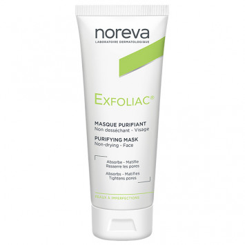 EXFOLIAC Masque Purifiant 50ml