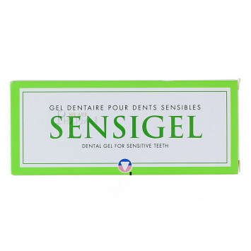 SENSIGEL GEL DENTAIRE POUR DENTS SENSIBLES 50ML