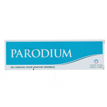 PARODIUM GEL GINGIVAL POUR GENCIVES SENSIBLES 50ML