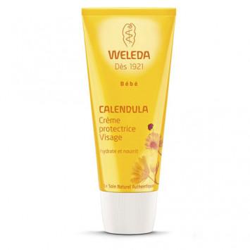 WELEDA Crème Protectrice Visage au Calendula 50ml