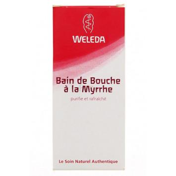 BAIN BOUCHE A LA MYRRHE WELEDA 50ML