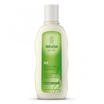 WELEDA Shampooing Equilibrant Blé Cuir Chevelu à Pellicules 190ml