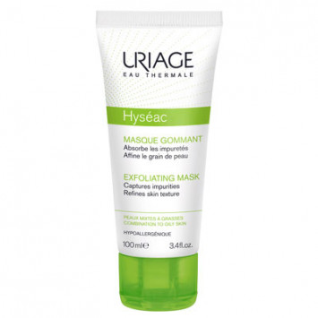 URIAGE Hyseac Masque Gommant 100ml
