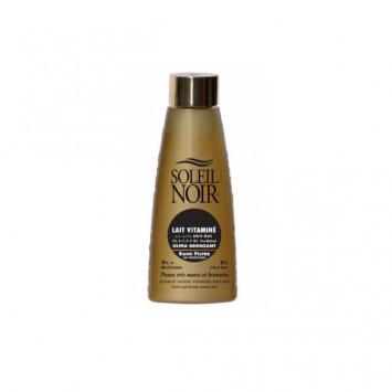 SOLEIL NOIR Lait Vitaminé Ultra Bronzant Sans Filtre 150ml