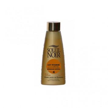 SOLEIL NOIR Lait Vitaminé Bronzage Intense 150ml