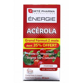 ENERGIE ACEROLA FORTE PHARMA COMPRIMES