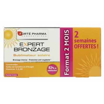 EXPERT BRONZAGE FORTE PHARMA 56 COMPRIMES