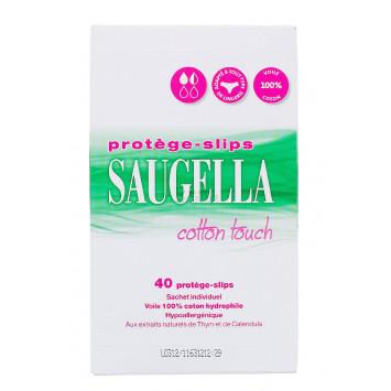 SAUGELLA COTTON TOUCH PROTEGE-SLIPS x 40
