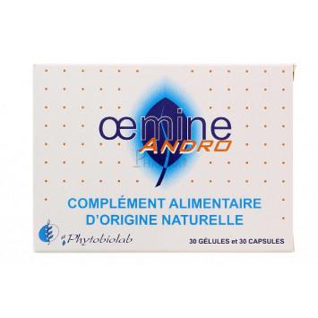 OEMINE ANDRO 60 GELULES