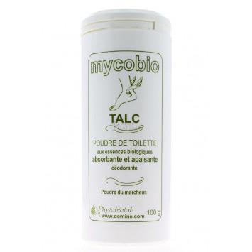 MYCOBIO TALC 100GR